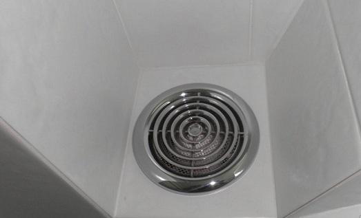 Установка стиральной машине в ванной с вытяжкой