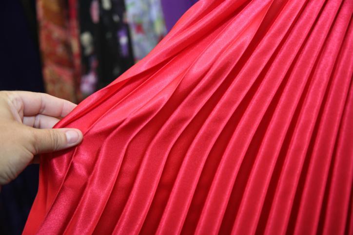 Плиссированную юбка