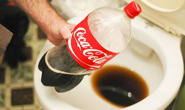 Кока-кола для борьбы с мочевым камнем
