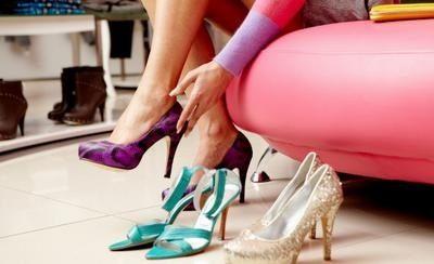 Разносить туфли