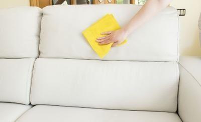 Чистка диван