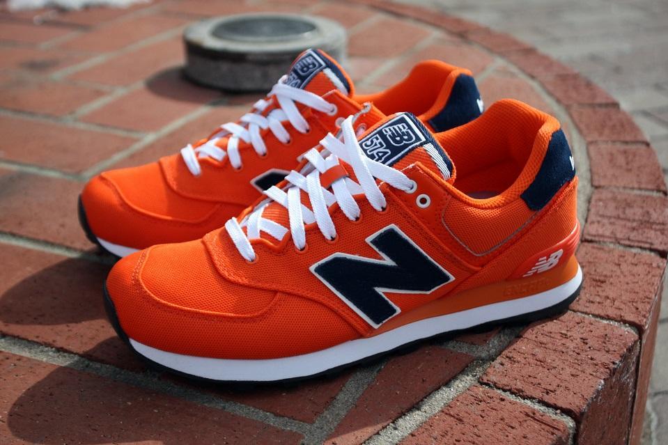 Чистые кроссовки