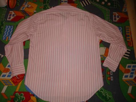Рубашка после глажки