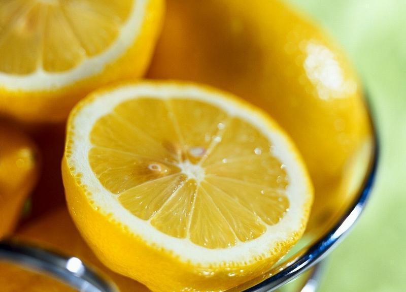 Лимоны для чистки медного самовара
