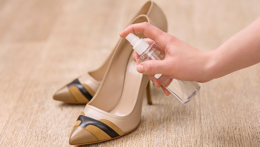 Аэрозоль для растяжки обуви