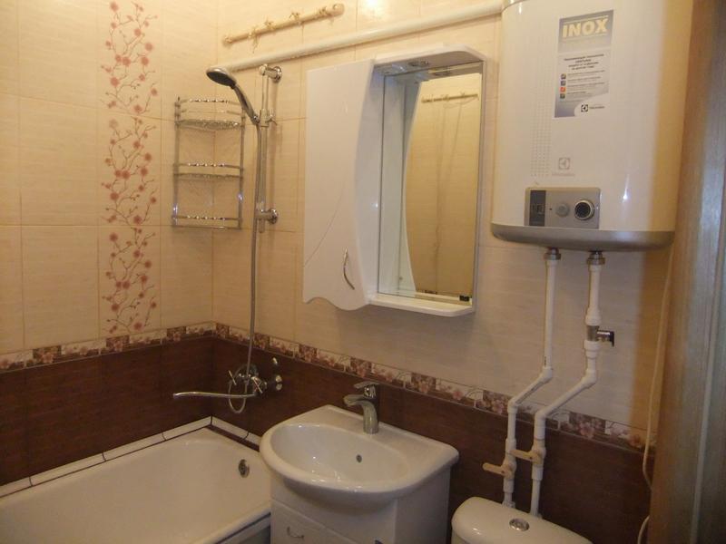 Бойлер в ванной комнате