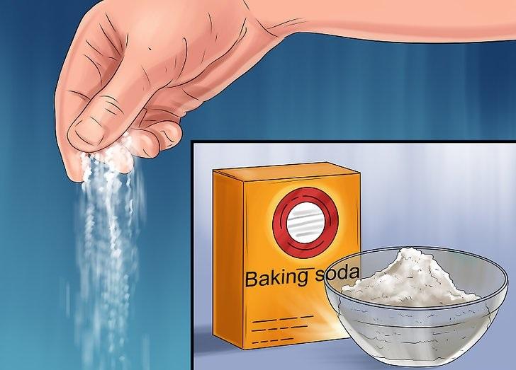 Сода в борьбе с собачьими запахами