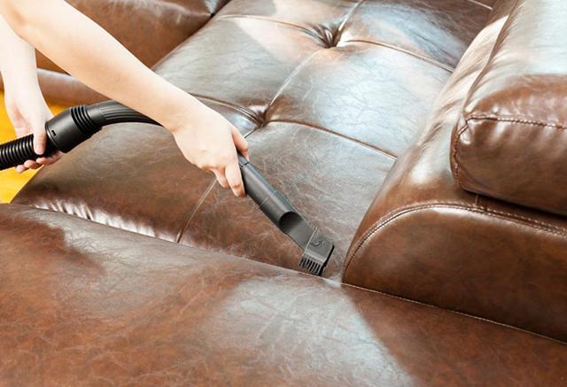 Пылесос для мебели из кожи