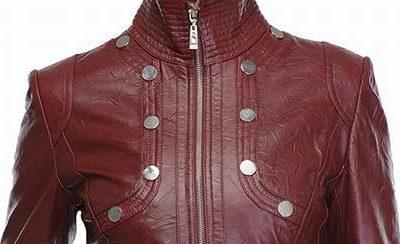 Глажка кожаной куртки