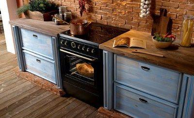Выбор плиты для кухни